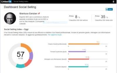 Quanto vale il tuo profilo Linkedin? Social Selling Index