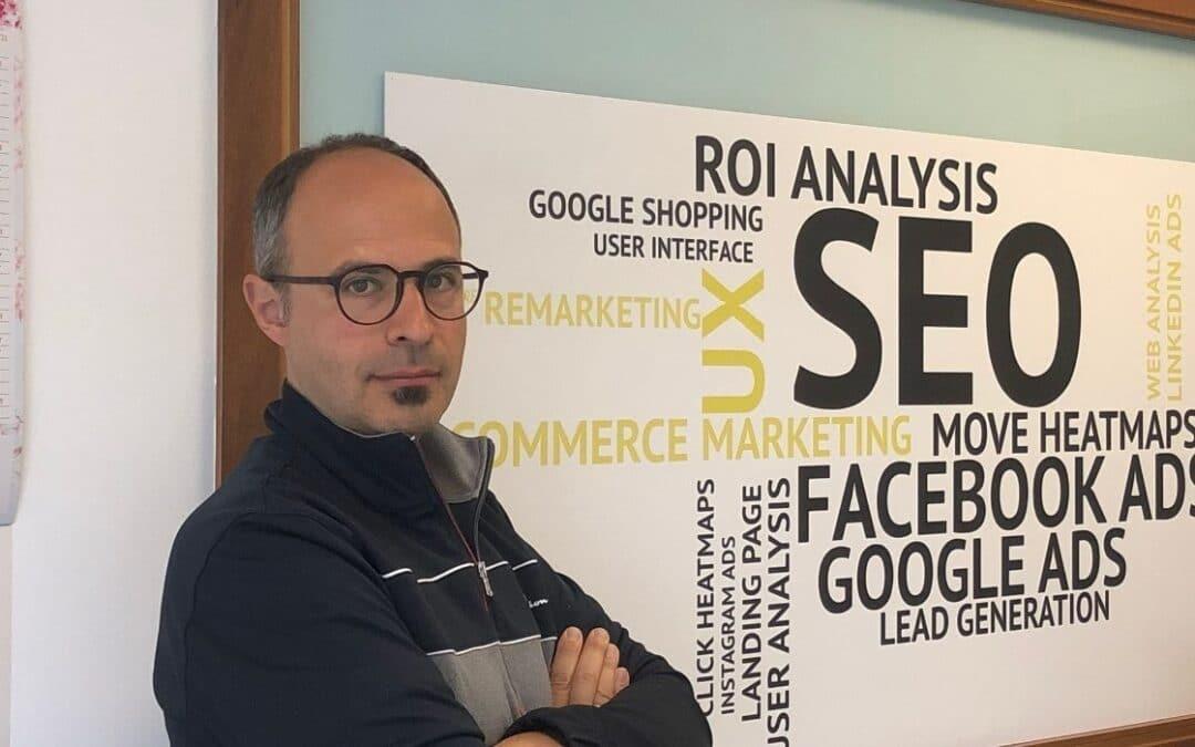 Consulenza SEO. Posizionamento su Google siti web ed Ecommerce